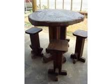 Compro Móveis de madeira natual