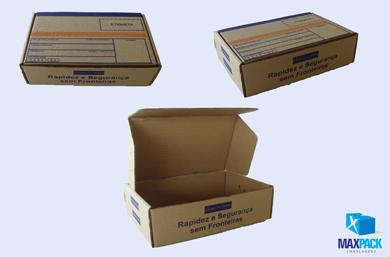 Compro Caixas de papelao