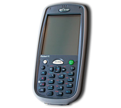 Compro HHP Coletor 7900