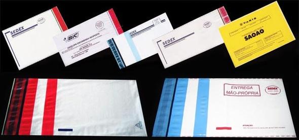Compro Envelope de segurança