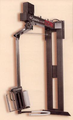 Compro Envolvedora de paletes semi-automática de braço giratório
