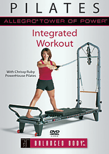 Compro Livro Allegro Tower: Integrated Workout