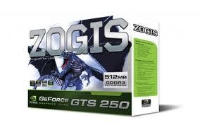 Compro Placa video ZOGTS250-E