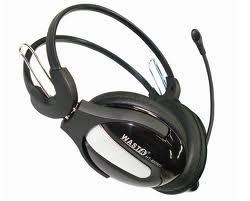 Compro Fone de ouvido do computador, auscultadores e microfone
