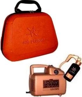 "Compro Kit Bronze & Beleza ""Sol Pleno"""