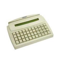 Comprar Gertec - Teclado 44 teclas com display e leitor de cartão magnético