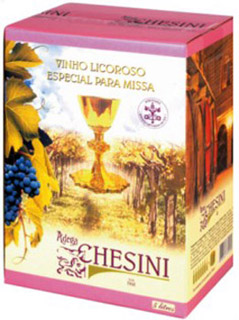 Compro Vinho Especial para Missa Rosado