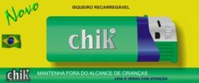 Compro Isqueiro chik