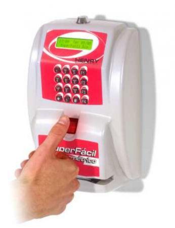 Compro Super fácil biométrico
