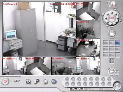 Compro Sistemas de CFTV