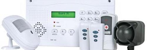 Compro Sistemas de alarme