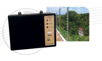Compro Eletrificador industrial com alarme para cercas elétricas.