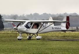Compro Aviao Ikarus С-42