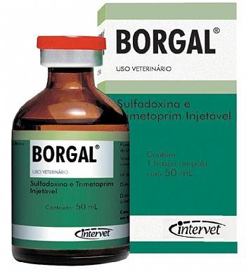 Compro Antibiotico Borgal