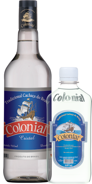 Vodka Colonial Cristal