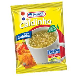 Caldinho Sabor Galinha - 20g