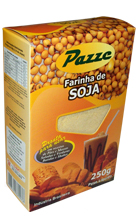 Compro Farinha de Soja
