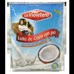 Comprar Leite de Coco em pó 50g