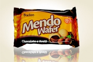 Compro Mendo Wafer recheado com Chocolate e Avelã