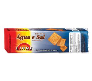 Compro Biscoito Água e Sal 200g