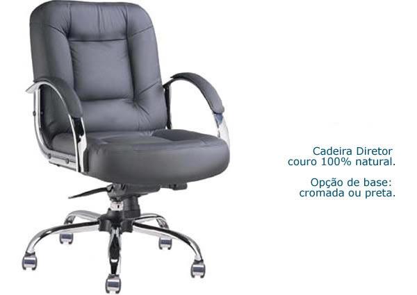Compro Cadeira diretor
