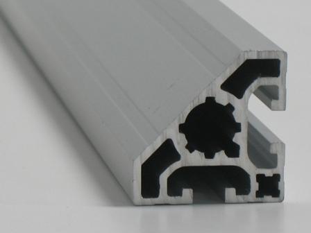 Compro Perfil de Aluminio 40x45° Básico