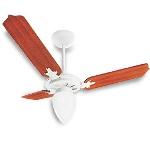 Compro Ventilador teto wind 3 pas br em mogno 110v