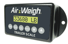 Compro Air-Weigh - Trailer Scale