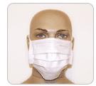 Compro Mascara descartavel