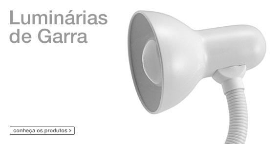 Compro Luminarias de Garra
