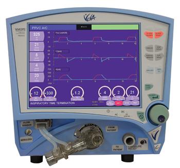 Compro Ventilador Pulmonar VELA - Pediátrico / Adulto