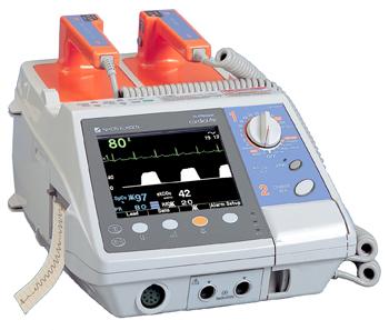 Compro Desfibrilador / Cardioversor TEC - 5521 / 5531