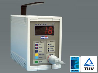 Compro Monitor de pressão invasiva de um canal - Neuro I plus