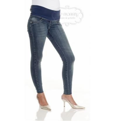 Compro Calça Jeans Skinny Blue.