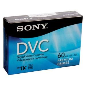 Compro Fita mini DV