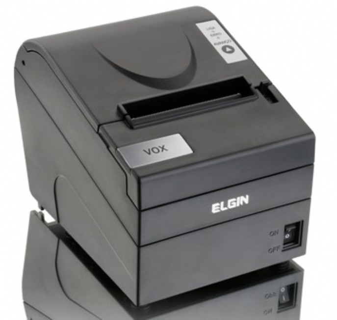 Compro Miniimpressora Elgin Vox