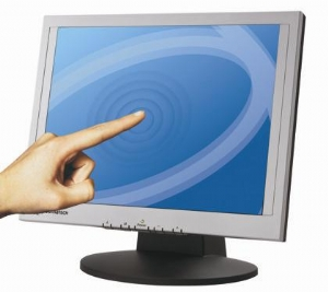 Compro Monitor Touch Screen