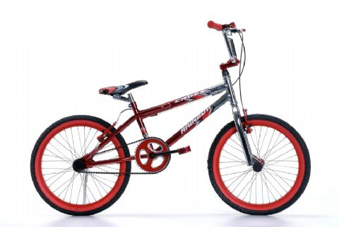 Compro Bike 20 Masc.Cross Light Vermelha/Bic