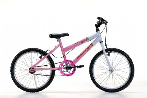 Compro Bike 20 Fem.SMiss s/m. Rosa/Bic