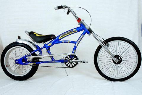 Compro Bike chopper Azul