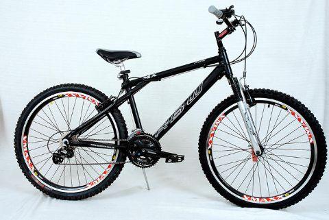 Compro Bike 26 Masculina Alloy RBW MX 21V. Altus Preta