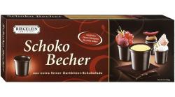 Compro Copos de Chocolate Puro