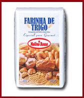 Compro Farinha de Trigo Molino Rosso
