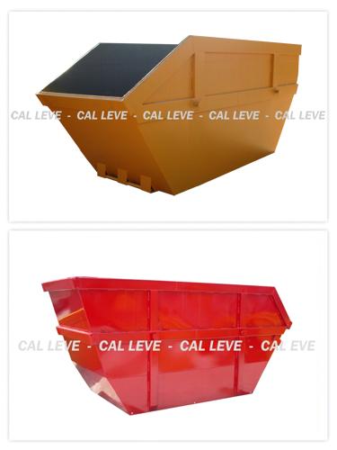Compro Caçambas Estacionárias para Resíduos