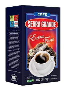 Compro Café Serra Grande Extra Forte Almofada