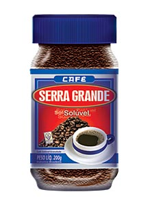 Compro Café Serra Grande Solúvel