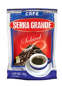 Compro Café Serra Grande Solúvel Sachê