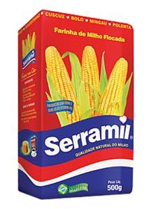 Compro Farinha de Milho Serramil
