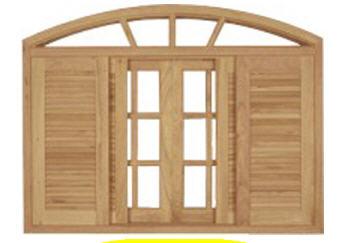 Compro Esquadria de madeira