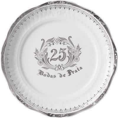 Compro Conjunto Bodas de Prata - 6 peças
